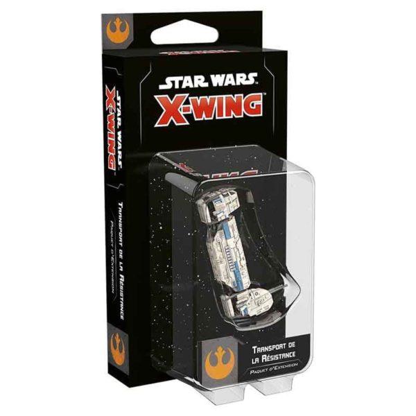 Star Wars X-wing 2.0 : transport de la Résistance (figurine)