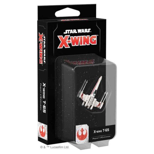 Star Wars X-wing 2.0 : X-wing T-65 (figurine)