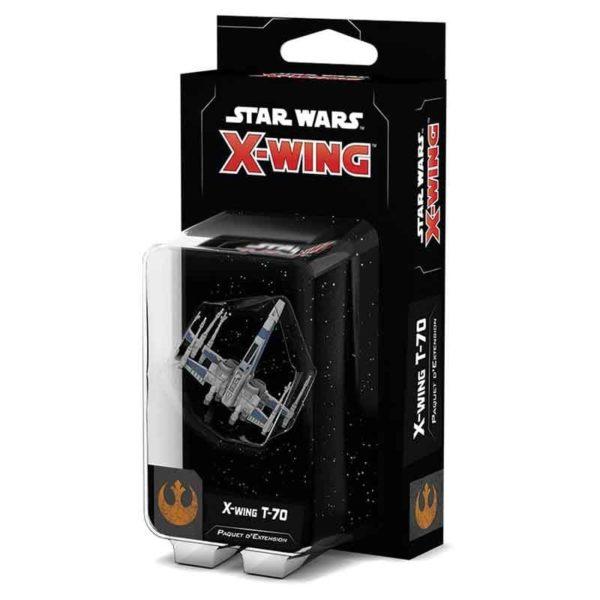 Star Wars X-wing 2.0 : X-wing T-70 (figurine)
