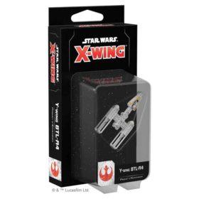 Star Wars X-wing 2.0 : Y-wing BTL-A4 (figurine)