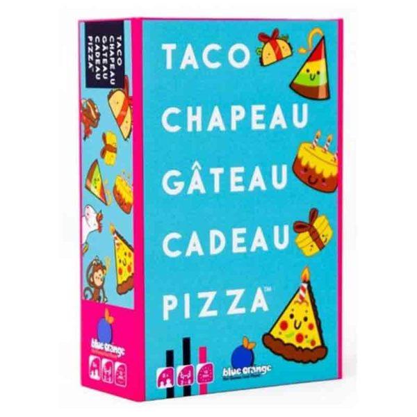 Taco Chapeau Gateau Cadeau Pizza