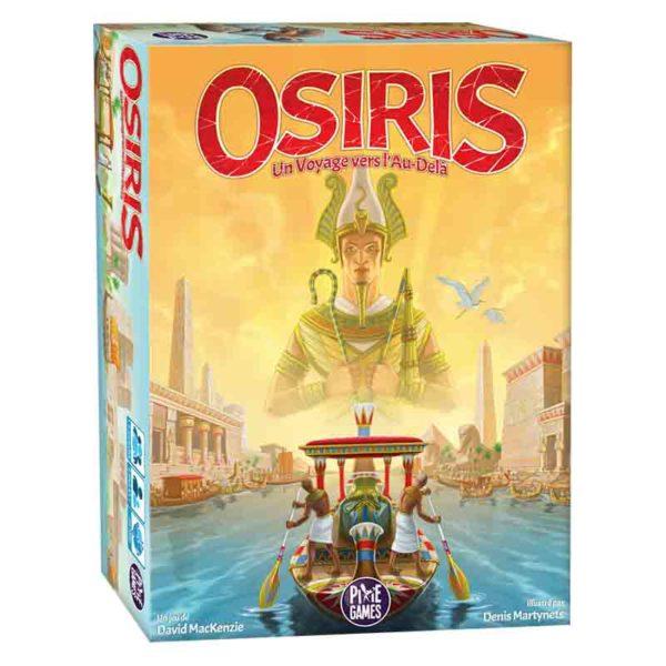 Osiris : un voyage vers l'au-delà