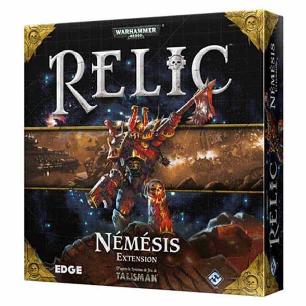 Relic : Nemesis (extension)